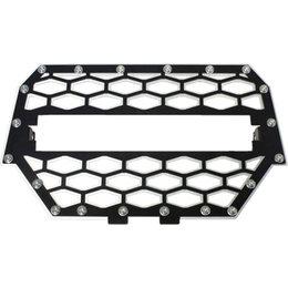 Modquad UTV Front Grill Without Light Bar For Polaris RZR-FGL-1K-BLK Black