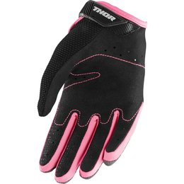 Thor Womens Spectrum MX Gloves Original Style Black