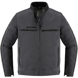 Icon Mens 1000 Collection MH 1000 Textile Jacket Black
