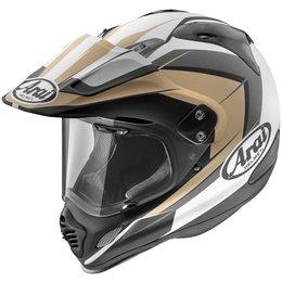 Sand Arai Xd4 Xd-4 Flare Dual Sport Helmet
