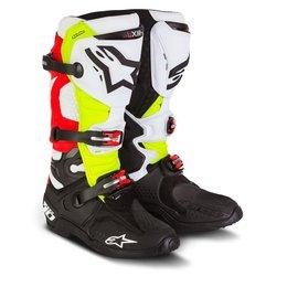 Alpinestars Mens Special Edition Tech 10 Trey Canard MX Offroad Boots 2015 Black