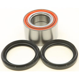 All Balls Racing Wheel Bearing And Seal Kit Honda 09-13 Big Red MUV 700 25-1700 Unpainted
