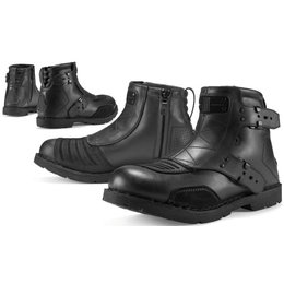 Johnny Black Icon 1000 Collection El Bajo Leather Boots Us 8