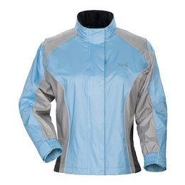 Light Blue Tour Master Womens Sentinel Rain Jacket