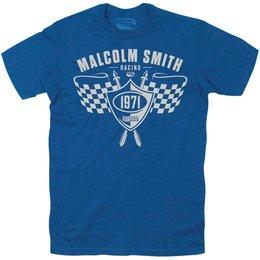 MSR Mens Crest Graphic T-Shirt Blue