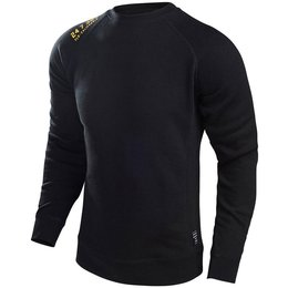 Troy Lee Designs Mens Race Club Polyester Blend Fleece Pullover Black