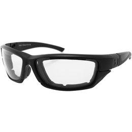 Bobster Eyewear Decoder 2 Convertible Sunglasses Black