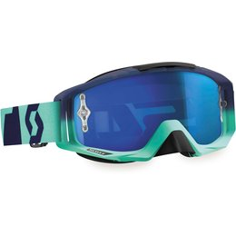 Scott USA Tyrant Anti-Fog MX Offroad Goggles Green