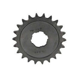 Chris Products Sprocket 22T For Harley-Davidson Big Twin 1937-1979 Steel 279-22 Unpainted