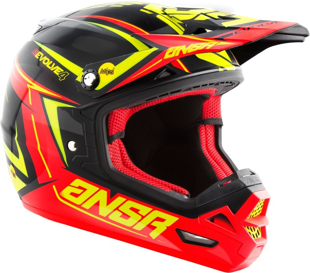 Discount Motorcycle Gear >> $151.24 Answer Evolve 4 MIPS MX Motocross Riding Helmet #1018419