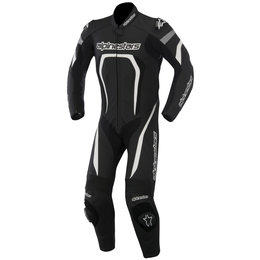Alpinestars Mens Motegi 1 Piece Leather Suit 2015 Black