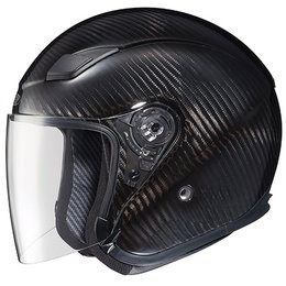 Carbon Joe Rocket Rkt- Pro Open Face Helmet 2013