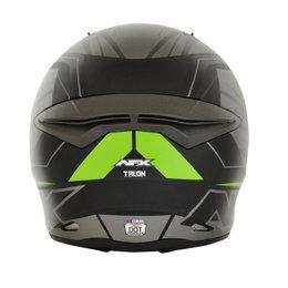 AFX FX24 Talon Full Face Helmet Green