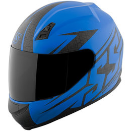 Speed & Strength SS700 Hammer Down Full Face Helmet Blue