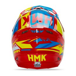 Fly Racing HMK F2 Carbon Pro Cross Snow Helmet Red