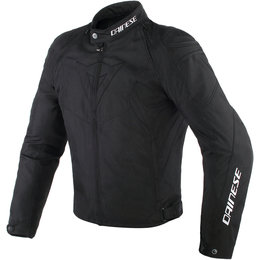 Dainese Mens Avro D2 Armored Textile Jacket Black