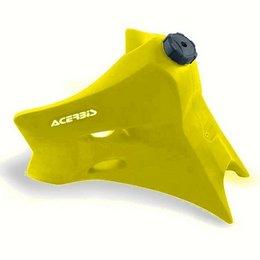Acerbis 4.2 Gallon Gas Tank 01 RM Yellow For Suzuki DR-Z400