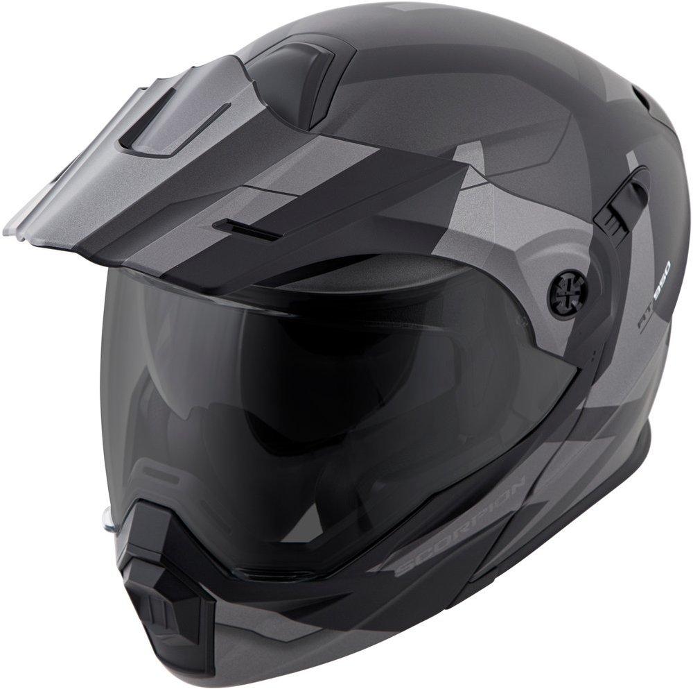 scorpion exo at950 neocon modular helmet 991520. Black Bedroom Furniture Sets. Home Design Ideas