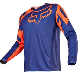 Fox Racing Mens Legion LT Offroad Riding Jersey Blue