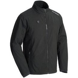 Tour Master Mens Synergy 7.4V Battery Heated Textile Jacket Black