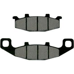 SBS Ceramic Front Brake Pads Single Set Only Kawasaki Ninja 250R EX250F 597HF Unpainted