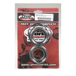 N/a Pivot Works Atv Wheel Bearing Kit Rear For Honda Trx250r X