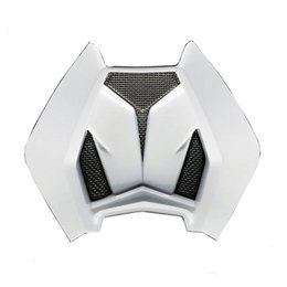 White Z1r Replacement Mouthpiece For Roost Volt Helmet