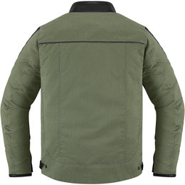 Icon Mens 1000 Collection MH 1000 Textile Jacket Green