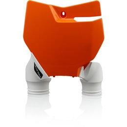 Acerbis Raptor Front Number Plate For KTM 450 XC-F Orange White 2527425321 Orange