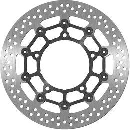 Bikemaster Front Brake Rotor For Suzuki Billet Aluminum 1104 Unpainted