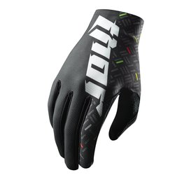 Black Thor Mens Void Plus Pursuit Gloves 2015