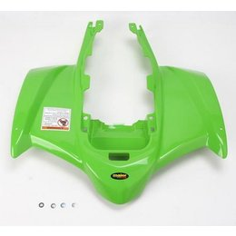 Maier Rear Fender Green For Kawasaki KFX-450R 08-09