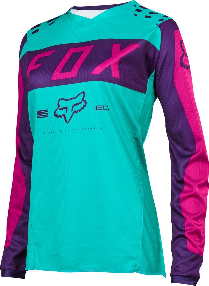 2795 Fox Racing Youth Girls 180 Motocross Mx Riding 995539-8308