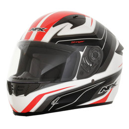 AFX FX24 Stinger Full Face Helmet Red