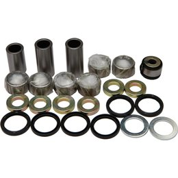 All Balls Swing Arm Linkage Bearing And Seal Kit 27-1007 For Honda CR250R 1997 Unpainted