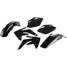 Acerbis Full Plastic Kit For Honda CRF150R Black 2084600001 Black