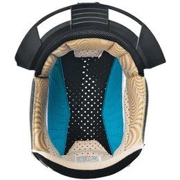 Cream Thor Replacement Liner For Force 2 Helmet