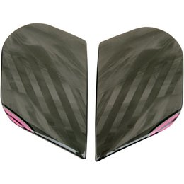 Pink Icon Replacement Side Plate Kit For Womens Airframe Carbon Rr Full Helmet