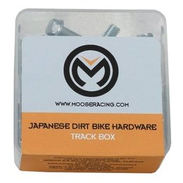 Moose Racing Hardware Replacement Kit Japanese Dirt Bike