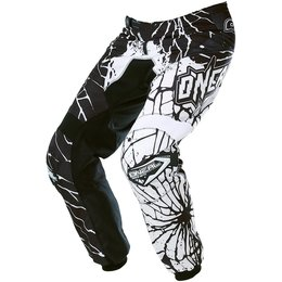 Oneal Mens Element Enigma Motocross MX Textile Pants Black