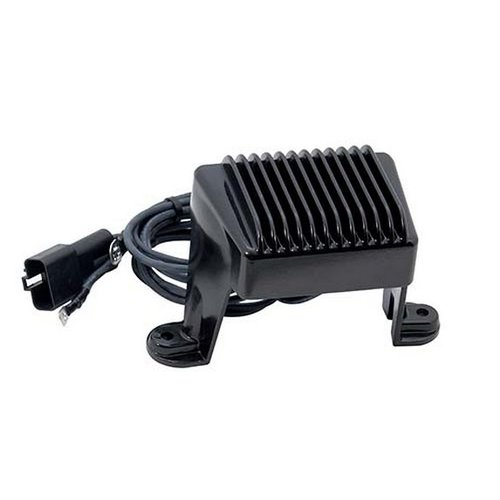 260 99 Accel Regulator Black For Harley Davidson Flh Flt