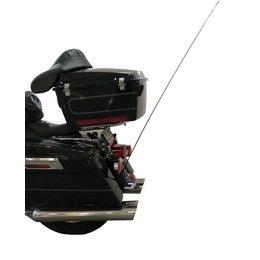 N/a Pingel Cb Radio Antenna Relocation Kit For Harley Flh Flt 85-08