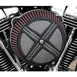 Black La Choppers Xxx Air Cleaner For Honda Vtx1800 02-08