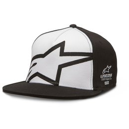 Alpinestars Mens Holeshot Flexfit Hat Black
