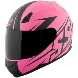 Speed & Strength Womens SS700 Hammer Down Full Face Helmet Pink