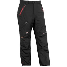 Black Firstgear Mens Tpg Escape Textile Pants 2014 Us 32