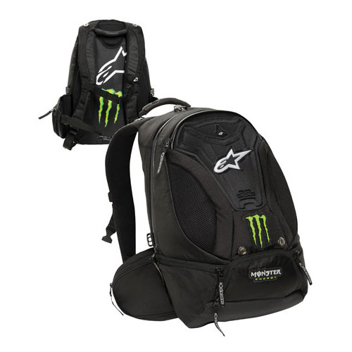 $149.95 Alpinestars Monster Energy Terror Backpack #131126