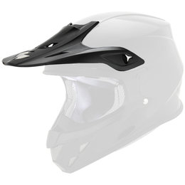 Scorpion VX-R70 Replacement Visor Peak MX/Offroad Helmet Accessory Black