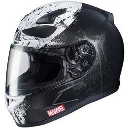 HJC CL-17 Officially Licensed Marvel Punisher 2 Full Face Helmet Black