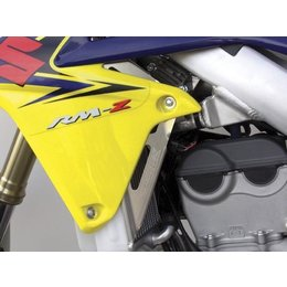 Works Connection Radiator Brace Aluminum For Suzuki RMZ450 08-10
